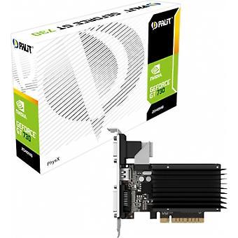 Palit NEAT7300HD46-2080H GeForce GT 730 2GB GDDR3 grafikkort