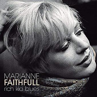 Marianne Faithfull - Rich Kid Blues Vinyl