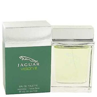 Jaguar Vision Ii Tekijä Jaguar Eau de Toilette Spray 3.4 Oz (miehet)