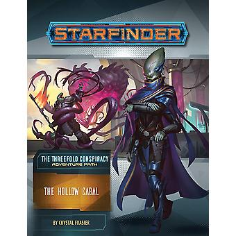 Starfinder Adventure Path: The Hollow Cabal (The Threefold Conspiracy 4 of 6), kirjoittanut Crystal Frasier (Paperback, 2020)