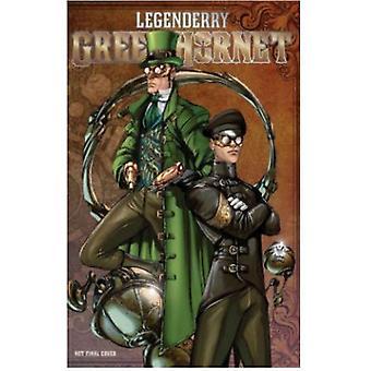 Legenderry Green Hornet