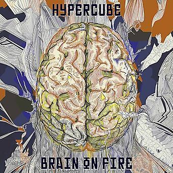 Brain On Fire [CD] USA import