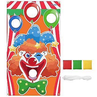Toyvian Spille Bønne Vesker Leketøy Spillet Beanbags Barn Barn Kaste Spill Kaste Vesker For Fest Cainival