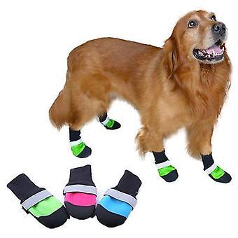Chaussures d'animaux de compagnie Oxford super résistantes à l'usure
