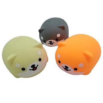 3pcs Lovely Dog Anxiety Relief Toys Squishy Sensory Fidget Toy