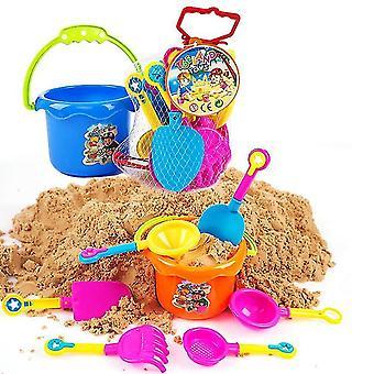 Strand Sand Spielzeug Set 9 Stück Outdoor-Spielzeug-Set
