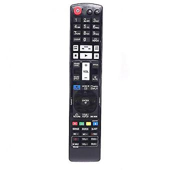 Substitua Akb73275501 para lg home theater system controle remoto Lhb336 Lhb536