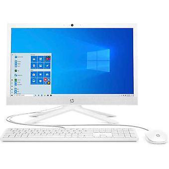 """Kaikki yhdessä HP 21-B0007NS 20,7"""" CELERON J4025 4 Gt RAM 256 Gt SSD Valkoinen"""