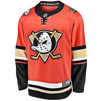 Anaheim Ducks střídají dres NHL Mesh