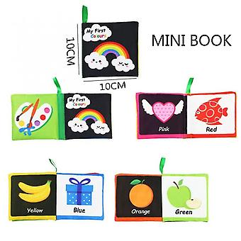 Toddler Develop Cognize Reading Puzzle Book Toys