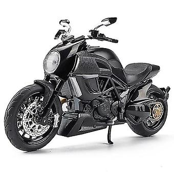 Toy cars 1:12 ducati diavel die cast vehicles collectible hobbies motorcycle model toys birthday christmas gift for