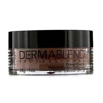 Dermablend Cover Creme Broad Spectrum Spf 30 (high Color Coverage) - Chocolate Brown - 28g/1oz
