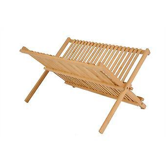Bambus-Abtropfgestell