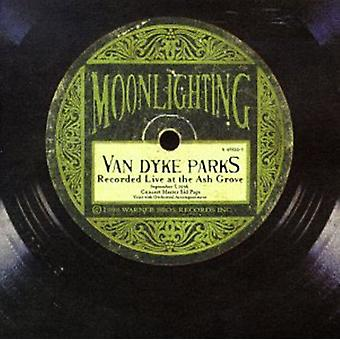 Van Dyke Parks - Moonlighting-Live at the Ash [CD] USA import