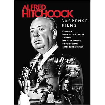 Importazione USA Alfred Hitchcock Suspense Films Collection [DVD]