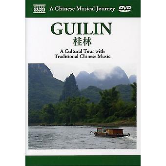 Importazione di Tour culturali con tradizionale cinese musica Guili [DVD] Stati Uniti d'America