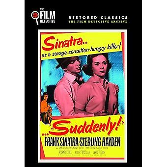 Suddenly [DVD] USA import