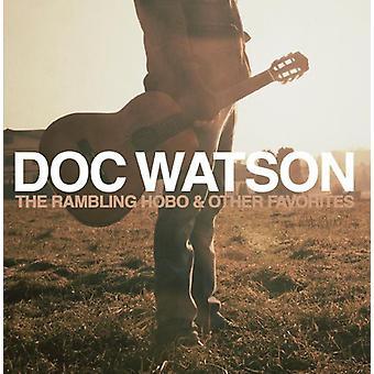 Doc Watson - importar de Estados Unidos senderismo Hobo [CD]