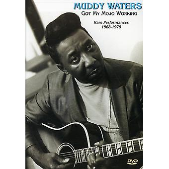 Muddy Waters - 1968-78-Got My Mojo Working [DVD] USA import