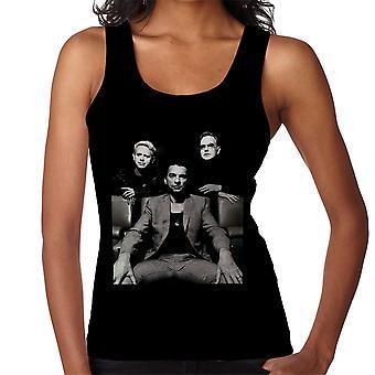 Depeche Mode Band vrouwen Vest