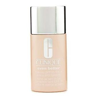 Clinique Noch besser Make-up Spf15 (trockene Kombination zu Kombination ölig) - Nr. 24 / Cn08 Leinen - 30ml/1oz