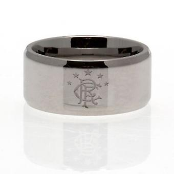 Rangers Band Ring Small