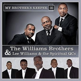 Williams Brothers / Williams, Lee / Spiritual Qc's - My Brother's Keeper III [CD] USA import