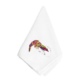 Carolines trésors 8378NAP arc-en-ciel lumineux crevettes serviette