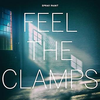 Spray Paint - Feel the Clamps [CD] USA import