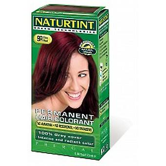 Naturtint, Hair Dye Fire Red 5R (was 9R), 165ml