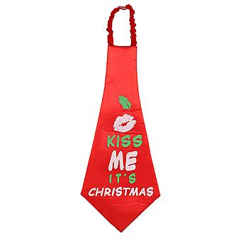 Рождественский магазин негабаритных новизна Рождество галстук