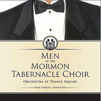 Mormon Tabernacle Choir - Men of the Mormon Tabernacle: A Joyous Sound [CD] USA import