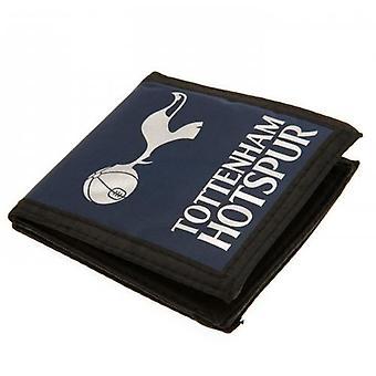 Tottenham Hotspur Canvas Plånbok