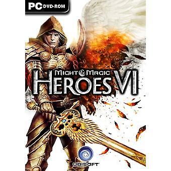 Might ja Magic Heroes VI (PC DVD) - Uusi