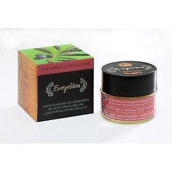 Anti-invecchiamento ed antirughe naturale crema viso 50 ml.