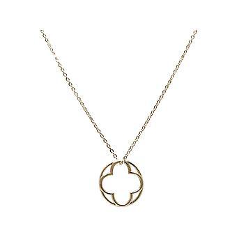 Gemshine Women ' s halskjede anheng 925 Silver Mandala blomster av livet