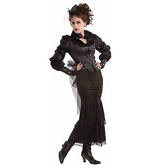 Womens occidentale di Steam Punk Victorian Lady Industrial Gothic Steampunk Costume