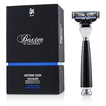 Baxter California három Blades patron borotva-1db