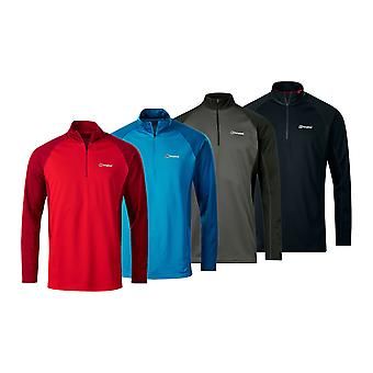 Berghaus Herre Tech 2.0 lange ærmer Zip Top