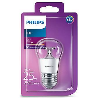 Philips 8718696454756 4W (25W) E27 KL ND Ball LED Lampe