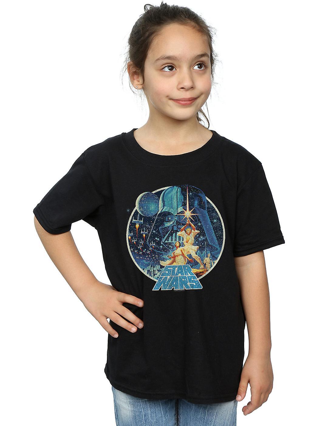 Star Wars Girls Vintage Victory T-Shirt