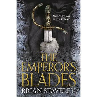 The Emperor's Blades - kroniek van de Unhewn troon - boek één (Main