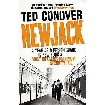 Newjack - ett år som fångvaktare i New Yorks mest ökända Maximum