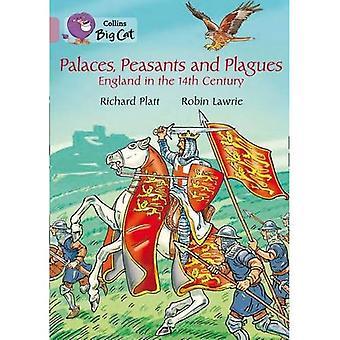 Collins Big Cat - palais, paysans et fléaux - Angleterre au XIVe siècle: bande 18/Pearl