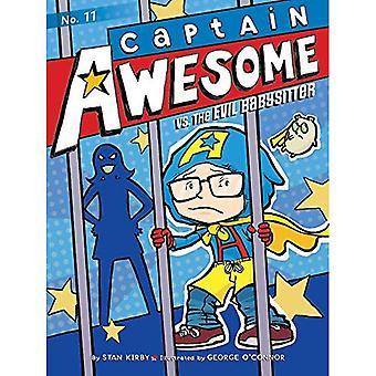 Captain Awesome vs onda barnvakten