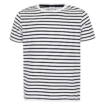 Skinni Minni Childrens/Kids Striped T-Shirt