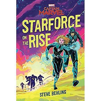 Kapitan Marvel: Starforce rośnie