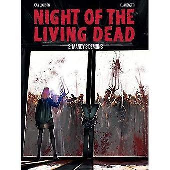 Night of the Living morts Graphic Novel, Volume 2: de Mandy démons