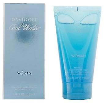 Davidoff Cool Water Woman Shower Gel 150 ml (Perfumes , Perfumes , Gels and Lotions)