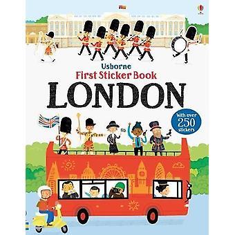 ジェームス ・ マクレーン - 9781474933438 本で最初のステッカー本ロンドン